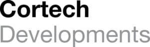 cortech logos white bg